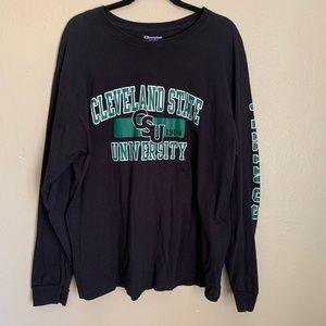 Champion Cleveland State University Shirt Size XL